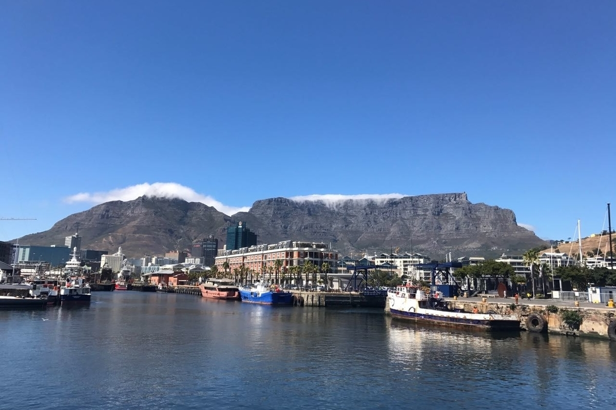 Memories of Cape Town